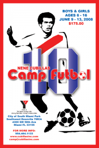 Camp Futbol - Nene Cubillas (954) 464-1133